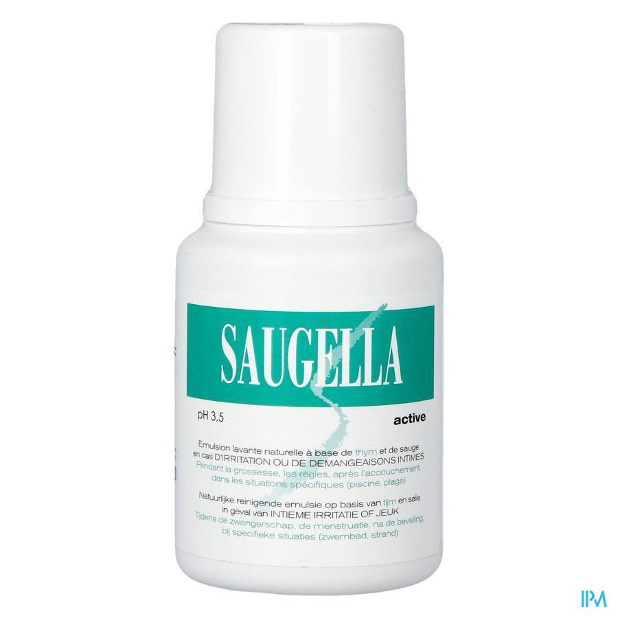Saugella active emulsie /100ml