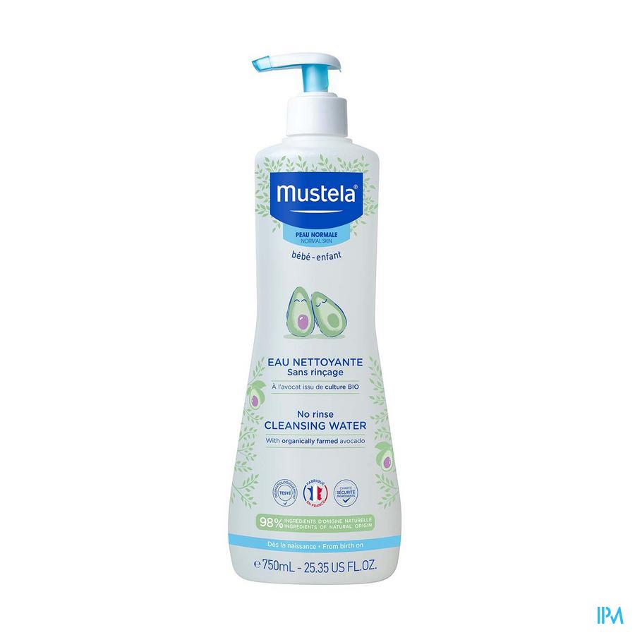 Mustela  Reinigend water (750 ml)