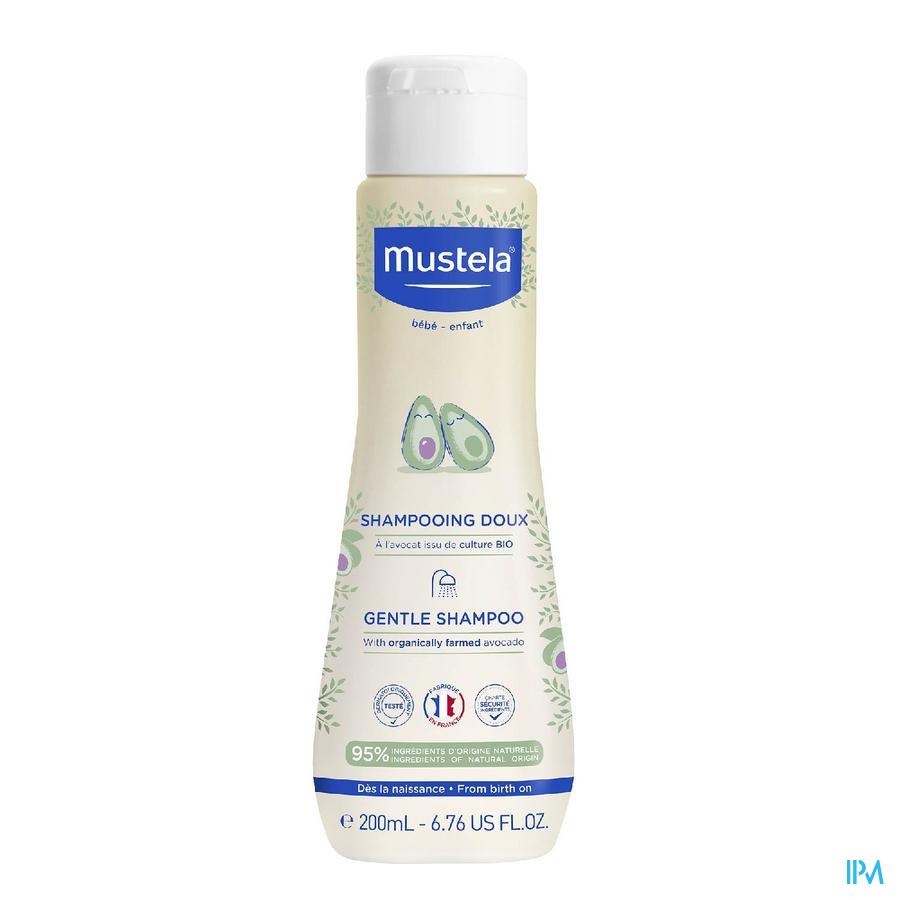 Mustela  Shampoo zacht (200 ml)
