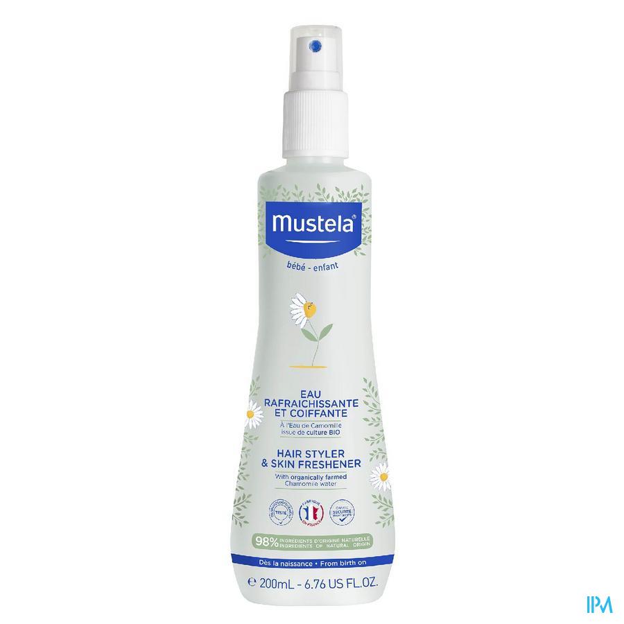 Mustela  Verfrissend Water (200ml)