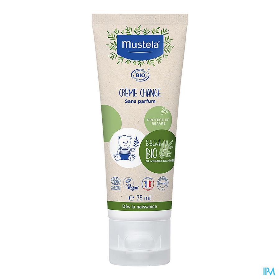 Mustela Bio Luierwissel creme (75ml)