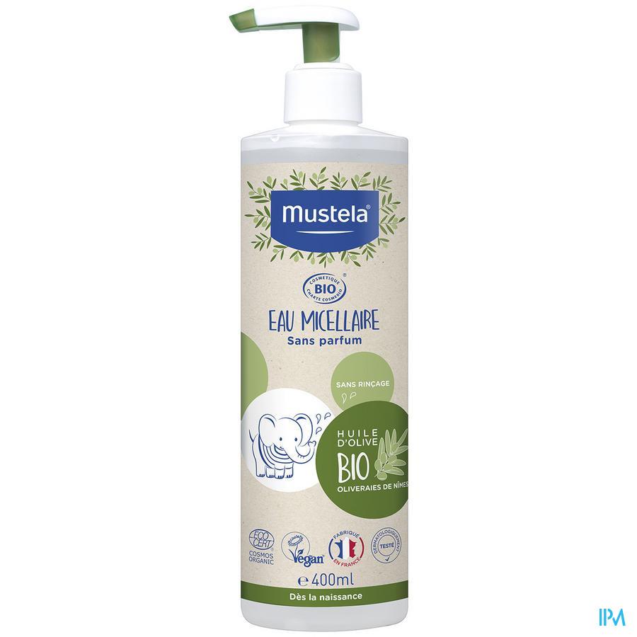 Mustela Bio Micellair water (400ml)