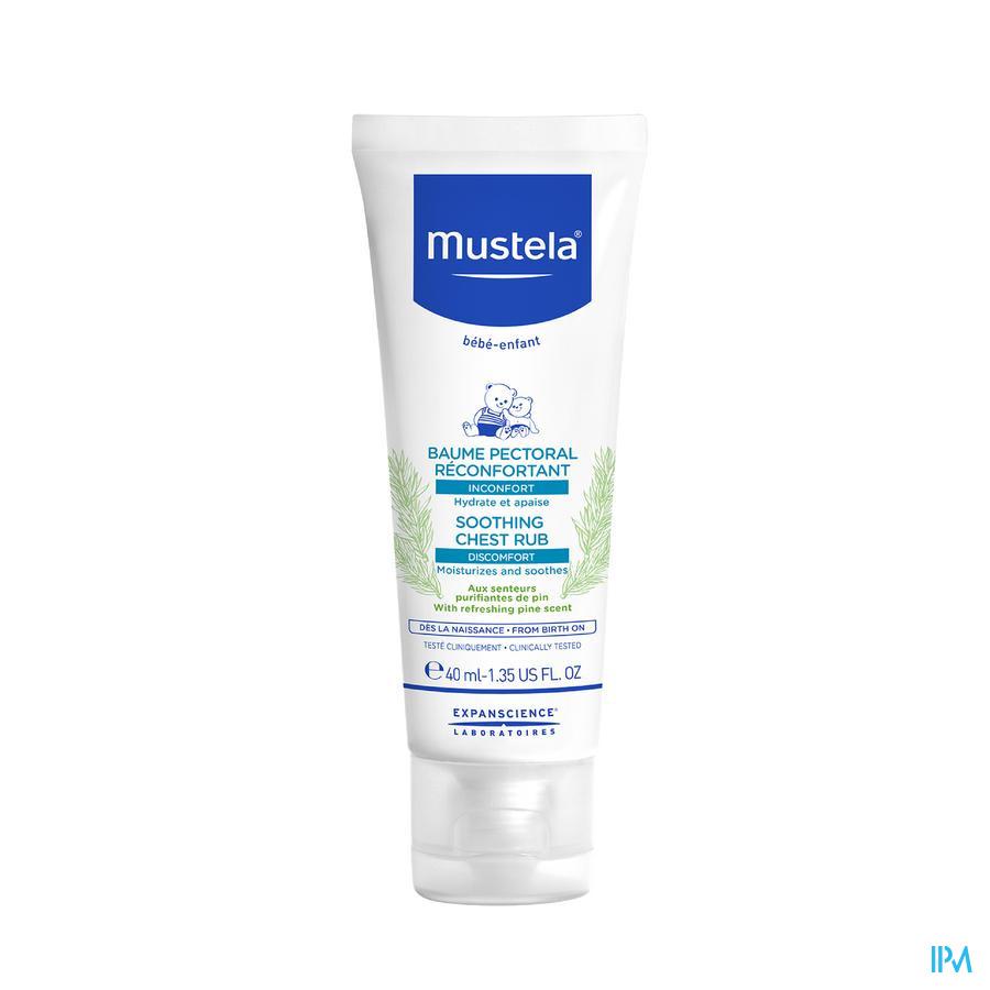 Mustela Borstbalsem (40ml)