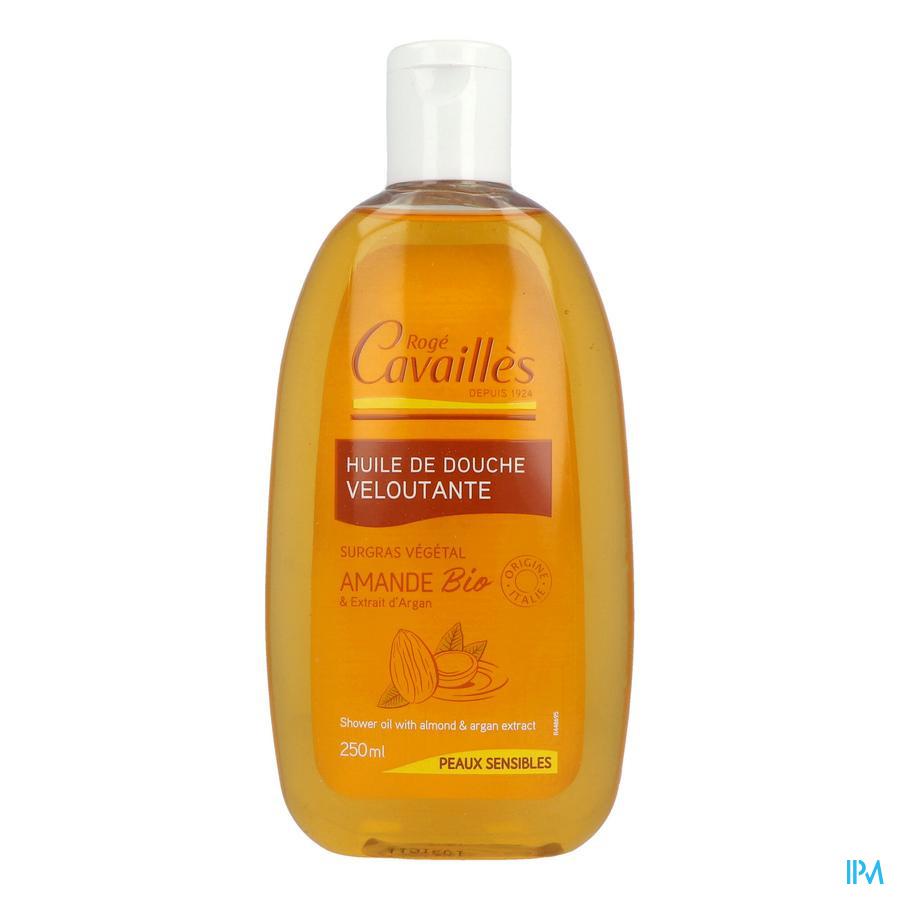 Rogé Cavaillès verzachtende bad- en doucheolie 250 ml