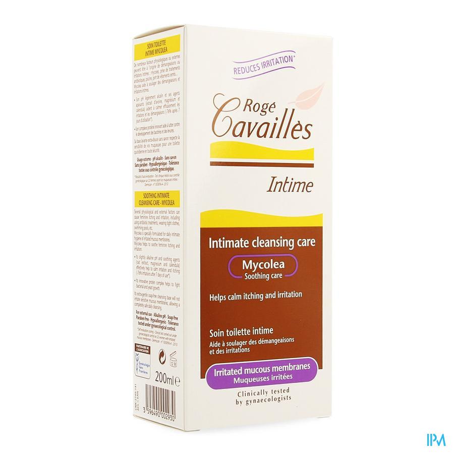Rogé Cavaillès intieme verzorging mycolea 200 ml
