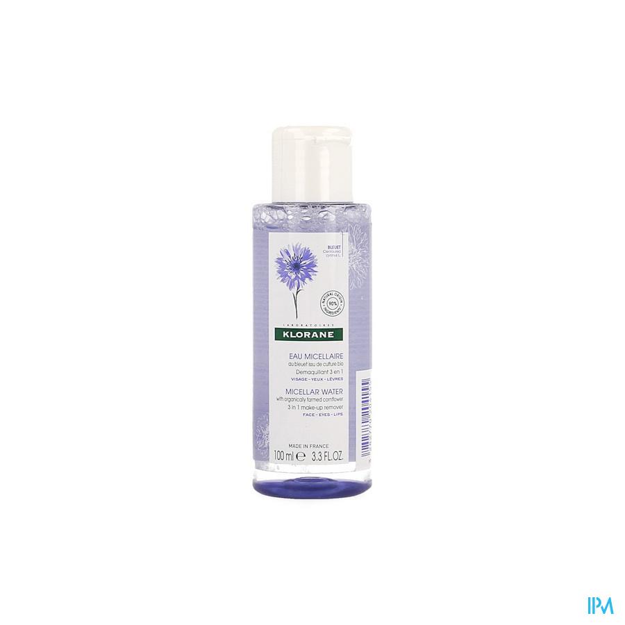 Klorane Korenbloem micellair water (100ml)