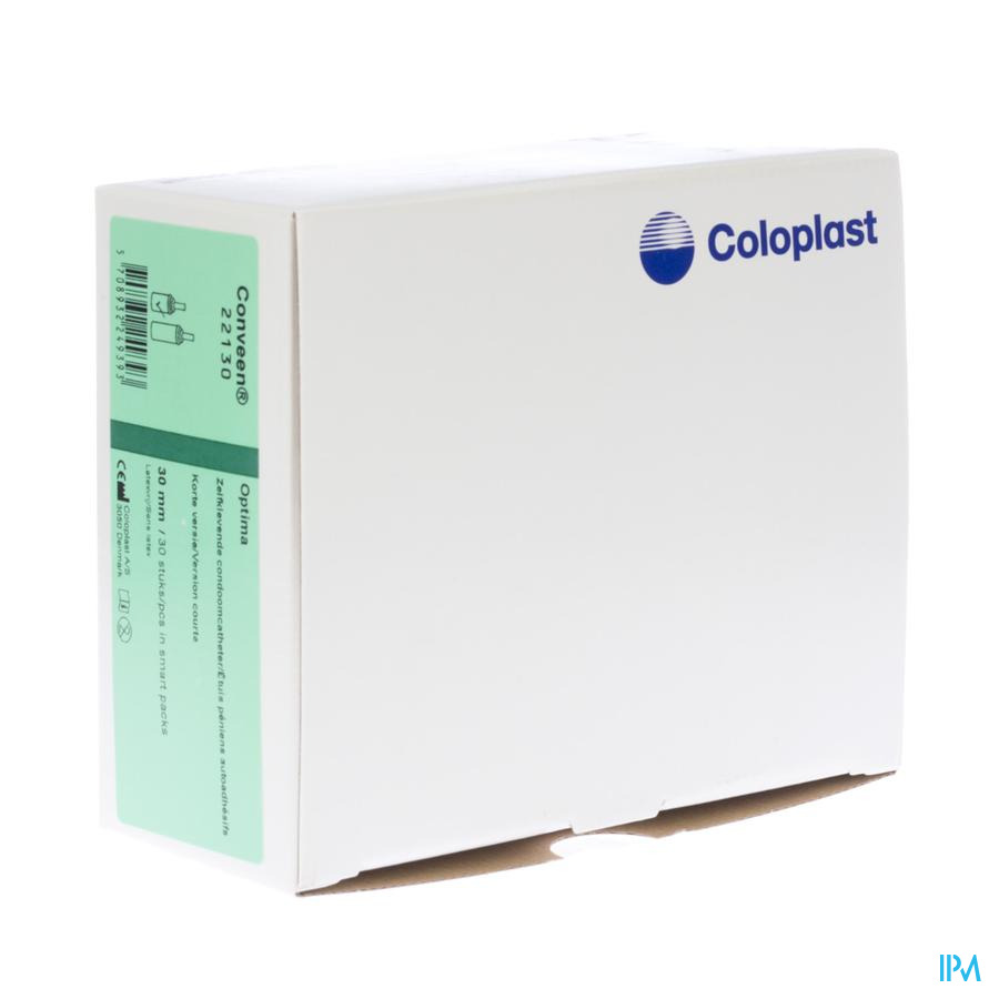 Conveen condoomkatheter 30mm