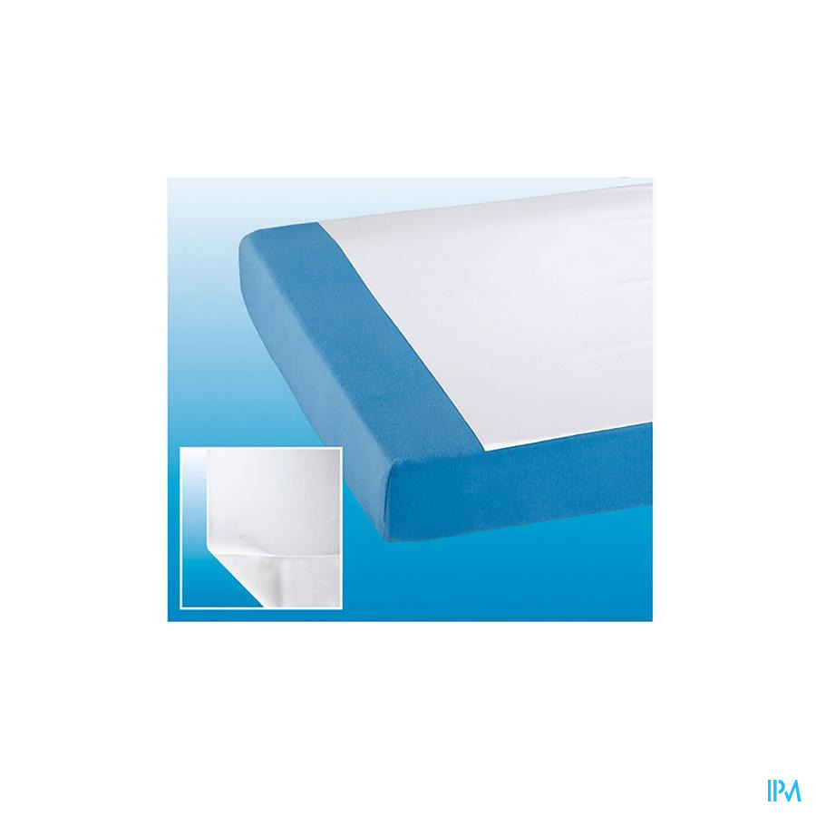 matrasbeschermer PVC 90 x 150 cm Suprima 3014