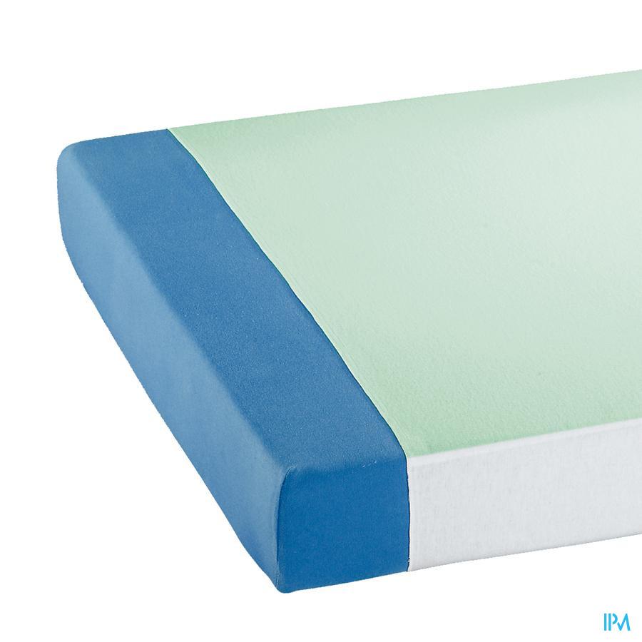 steeklaken PES + onderlegger75 x 160 cm (absorptielaag: 75 x 90 cm) Suprima 3108