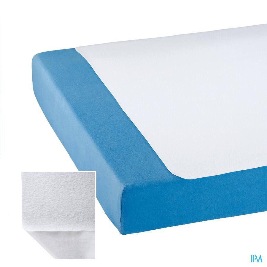 matrasbeschermer PVC + Molton 75 x 100 cm Suprima 3958