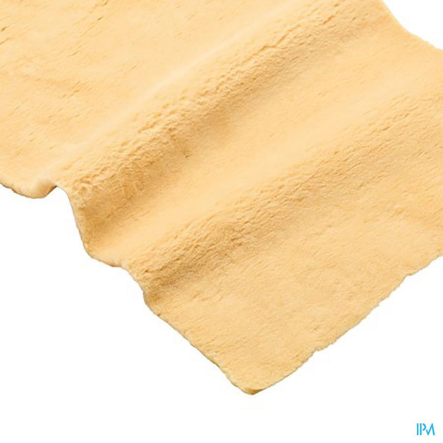 onderlegger schapenvacht synthetisch beige (190x70cm)
