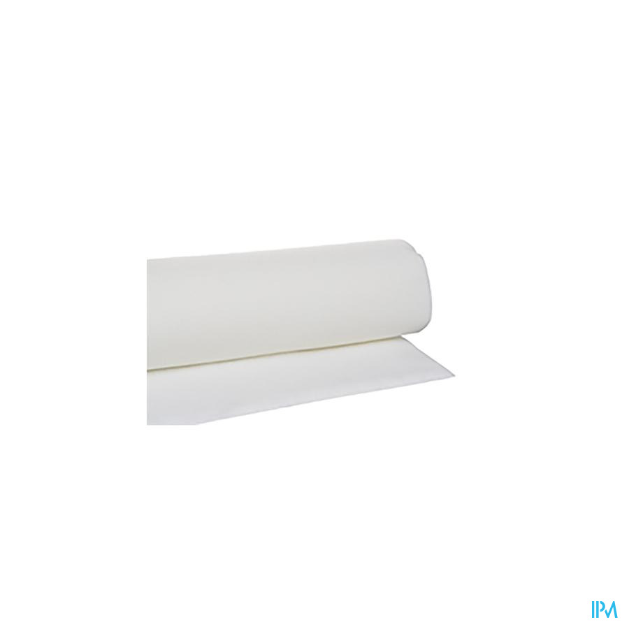 onderlegger schapenvacht synthetisch wit (190x70cm)