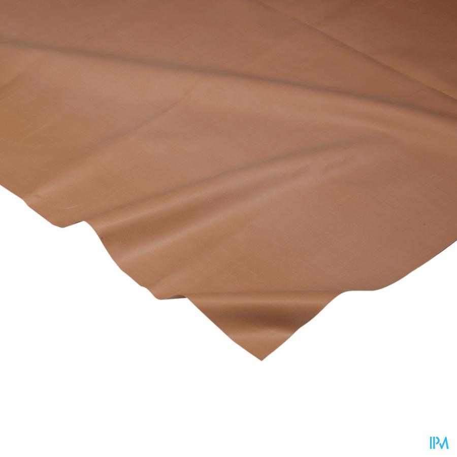 lijnwaaddoek steenkleur (90cm x1m)