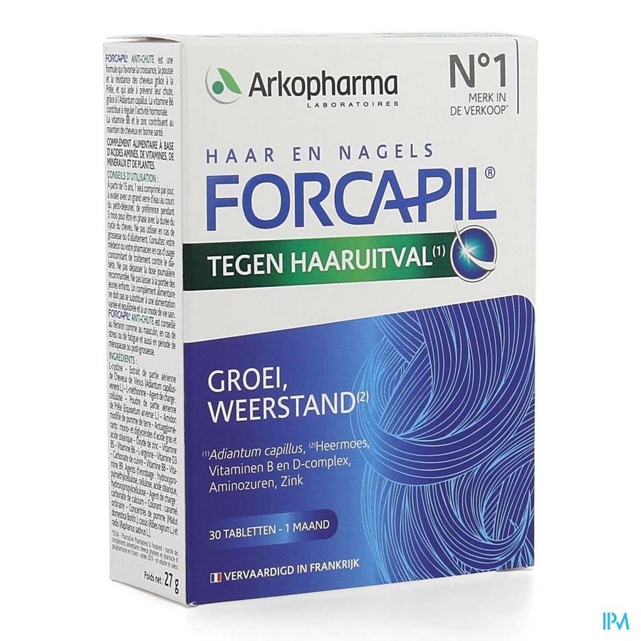 Forcapil / 30 tabletten