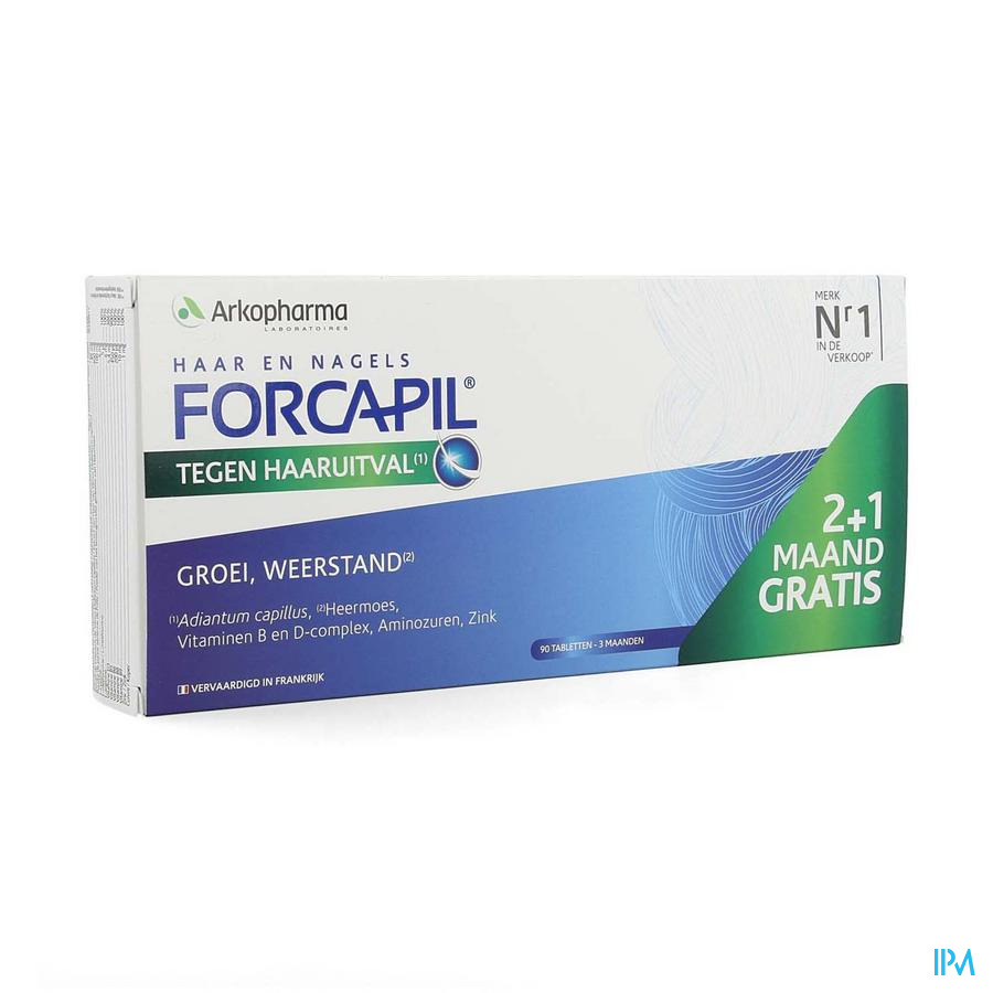 Forcapil / 90 tabletten