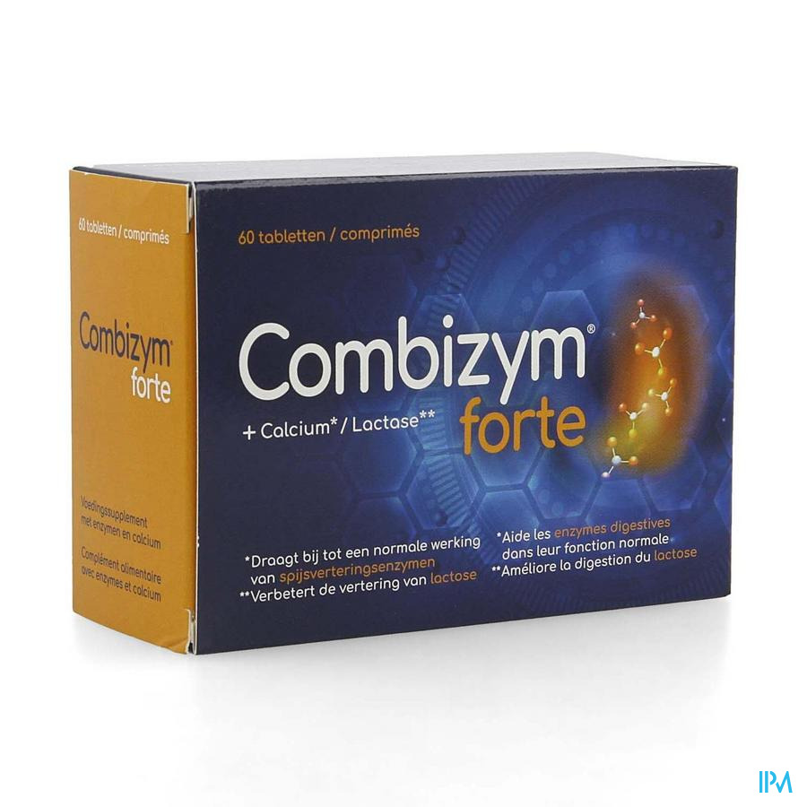 Combizym Forte (60 tabletten)