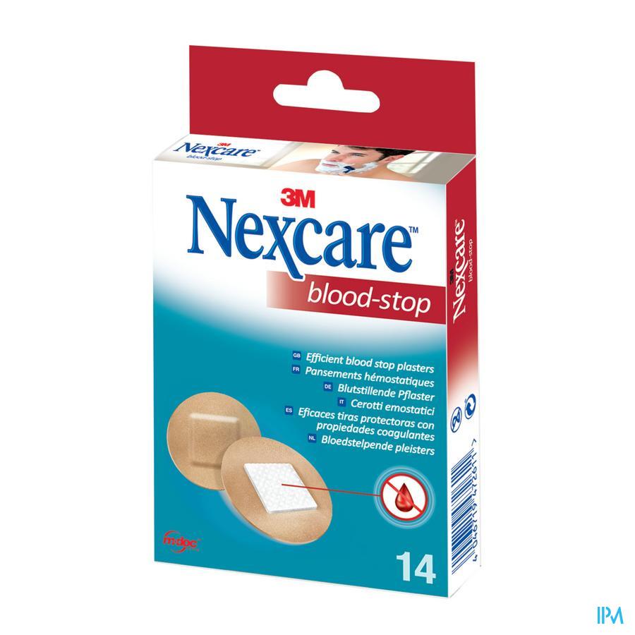 Nexcare Blood Stop pleisters spots