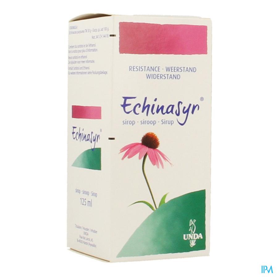Echinasyr Siroop (125 ml)
