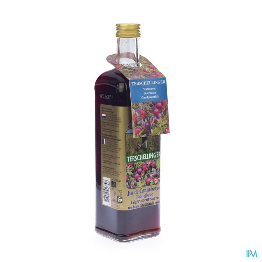 Skylge Cranberry Sap Gezoet (750ml)