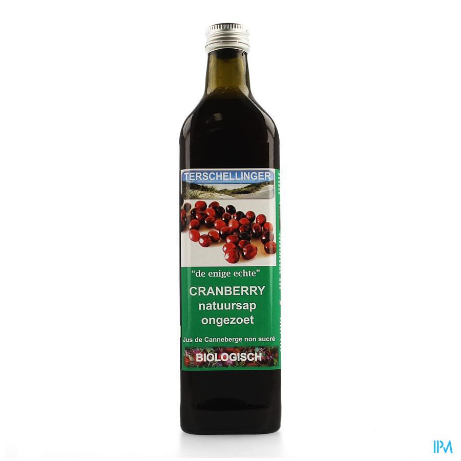 Skylge Cranberry Sap Ongezoet (750ml)