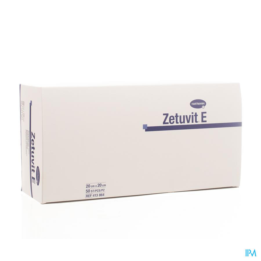 Zetuvit 20x20cm (niet steriel) (50)