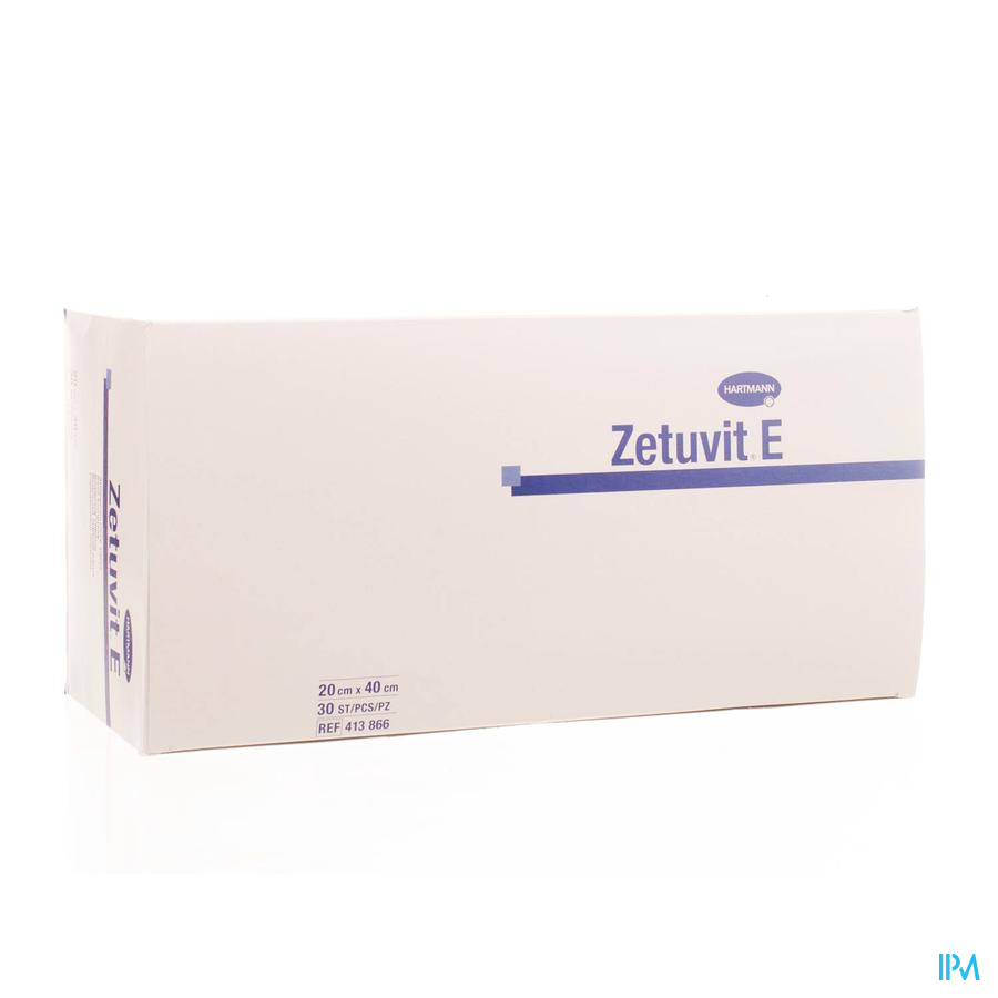 Zetuvit 20x40cm (niet steriel) (30)