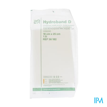 Hydroband 18x 25cm steriel (1) (dubbele dikte)