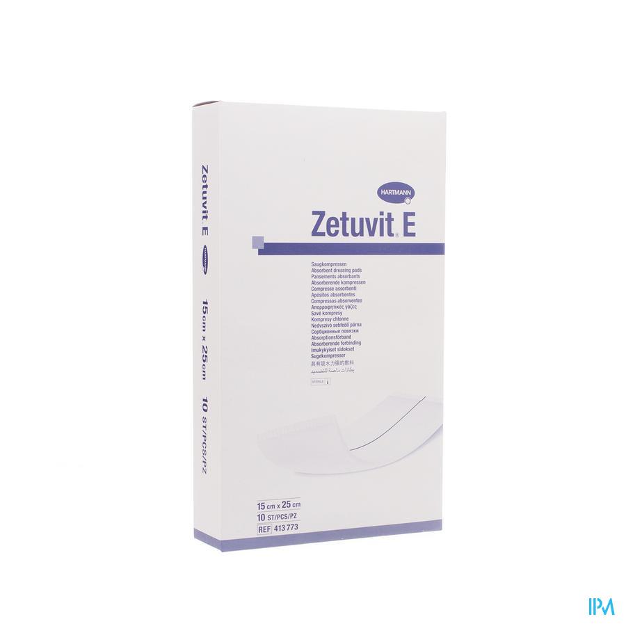 Zetuvit 15x25cm steriel (10)
