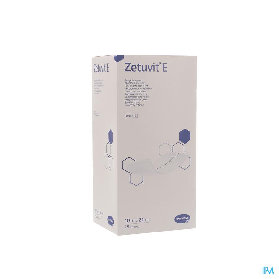 Zetuvit 10x20cm steriel (25)