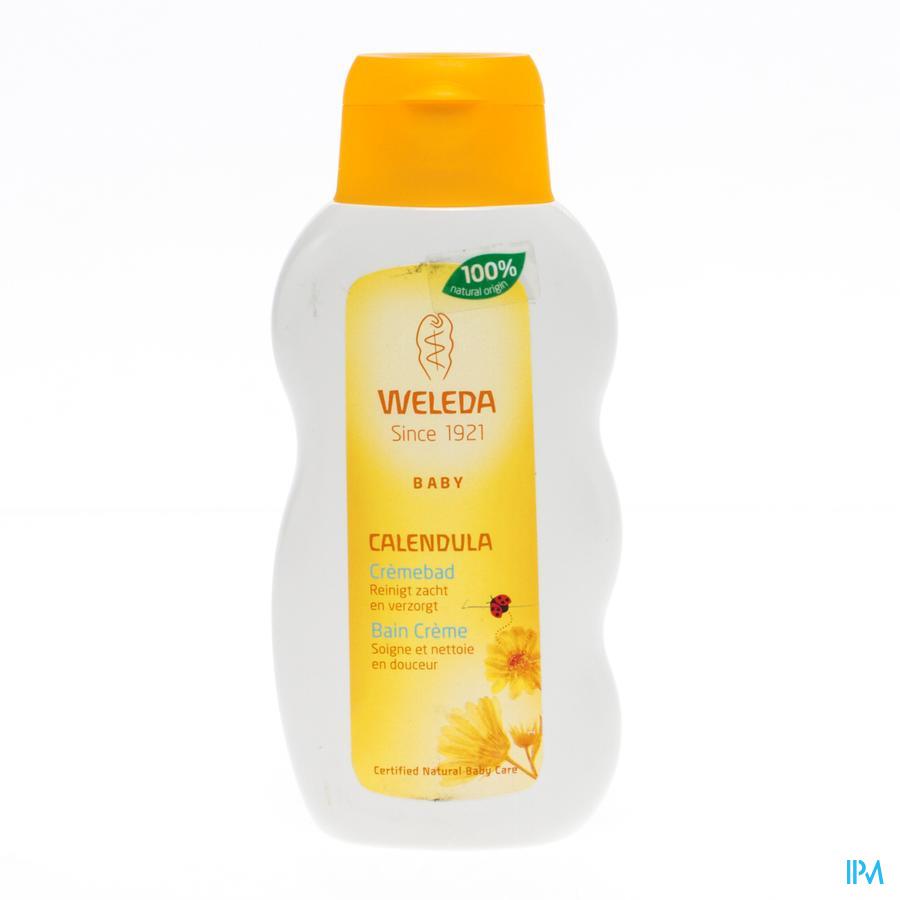 Weleda Calendula Baby Crèmebad 200 ml
