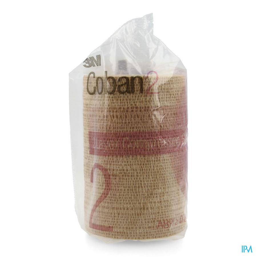 Coban Kompressiezwachtel 10,0cmx2,70m