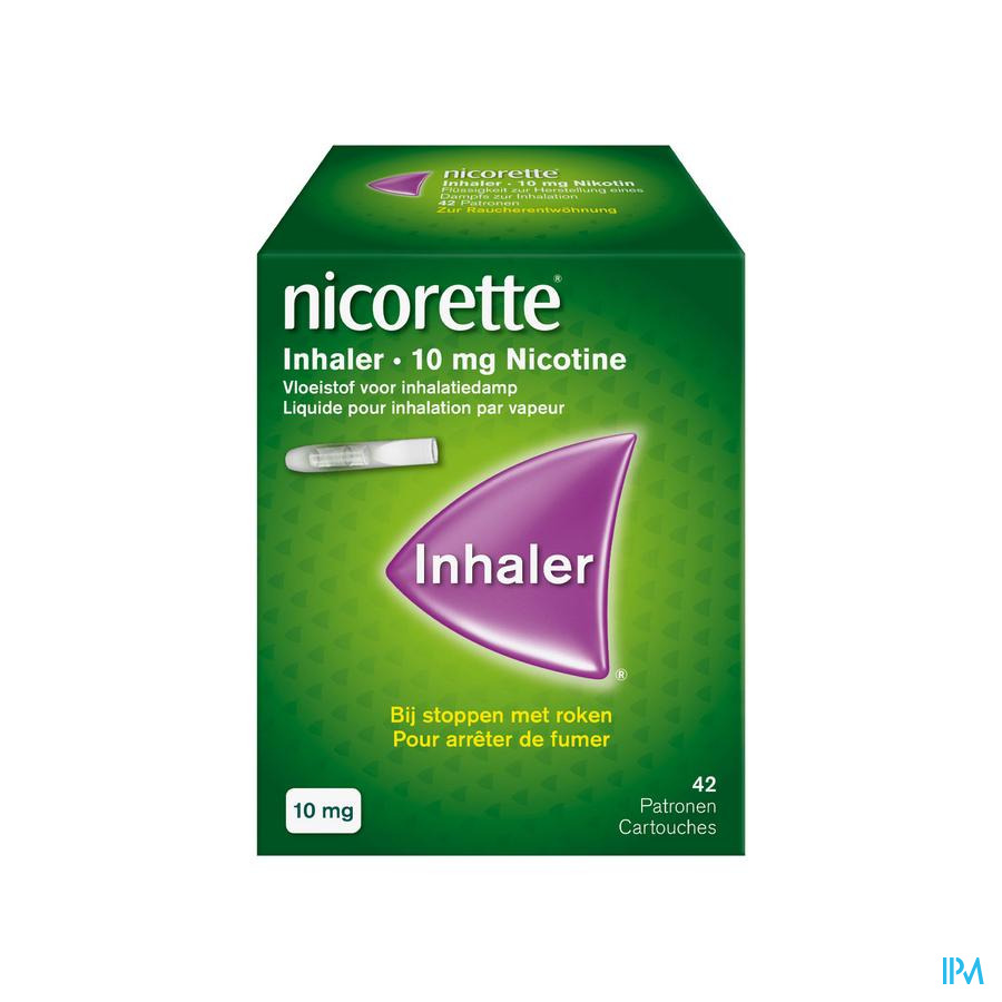 Nicorette Inhaler (10 mg)