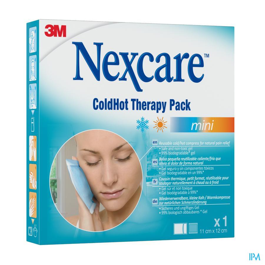 Nexcare Coldhot pack mini met hoes (10x10cm)