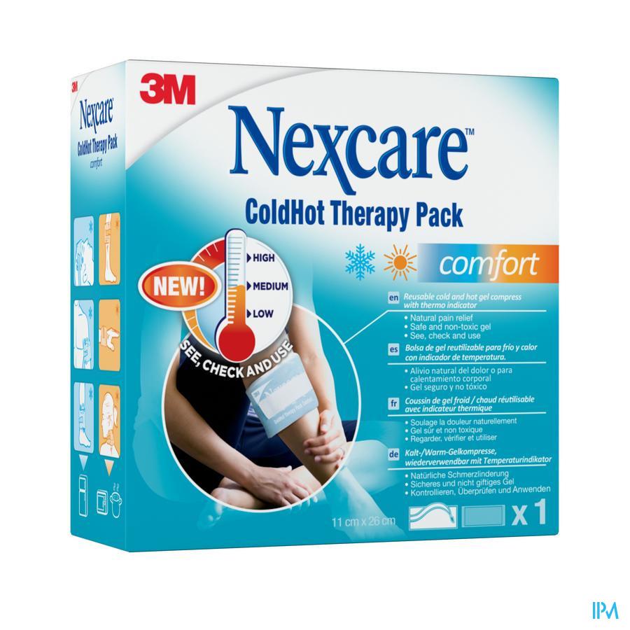 Nexcare ColdHot pack Comfort met hoes (11 x26cm)