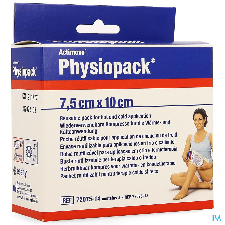 Physiopack Cold-Hot Pack