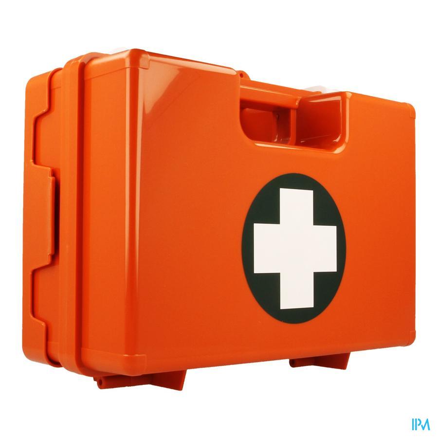 Verbandkoffer oranje leeg
