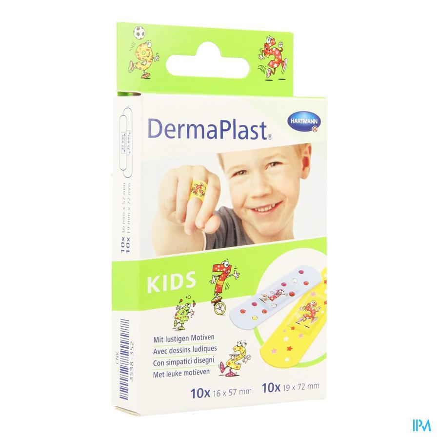 Dermaplast Kids 2 maten