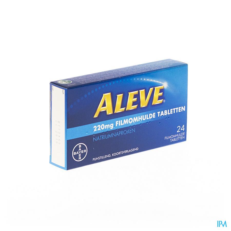 Alève (24 tabletten)