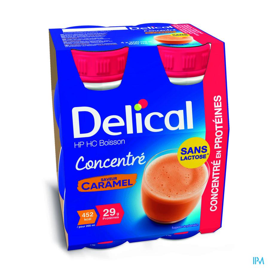 Delical Geconcentreerd Karamel (452 kcal/ flesje)