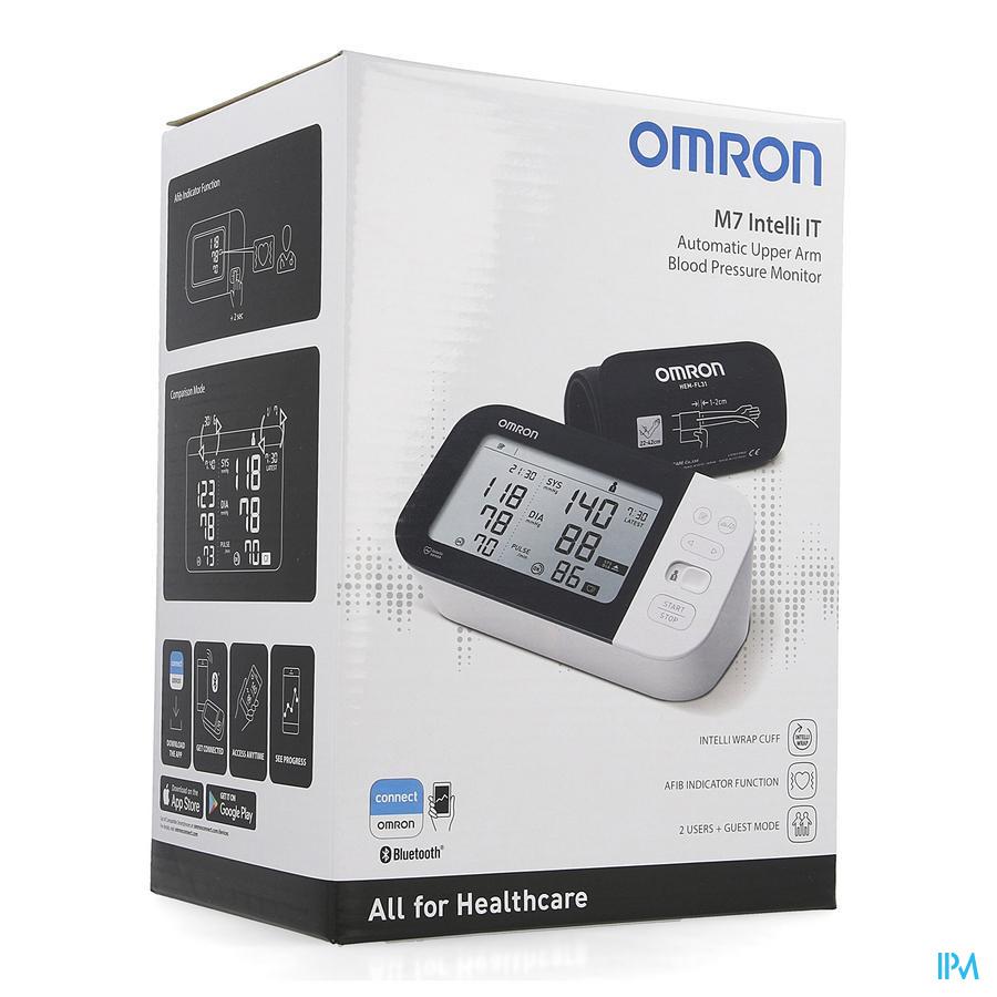 Omron M7 Intelli IT arm