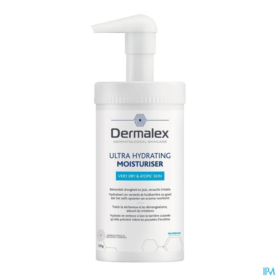 Dermalex Ultra Hydraterende Crème (500g)