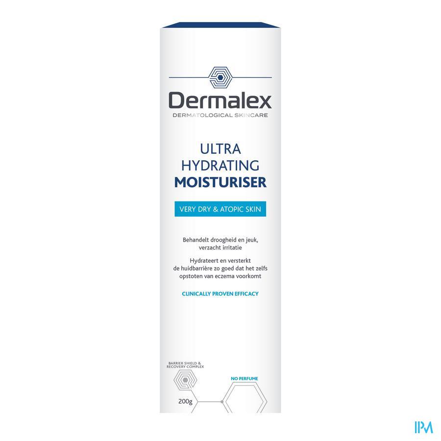 Dermalex Ultra Hydraterende Crème (200g)