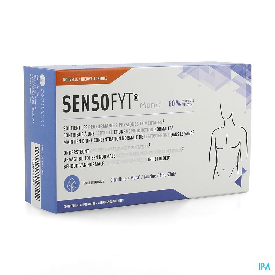 Sensofyt Man