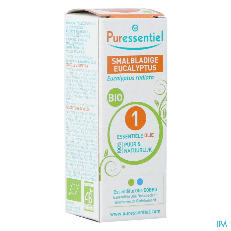 Puressentiel essentiële olie smalbladige eucalyptus (10ml)