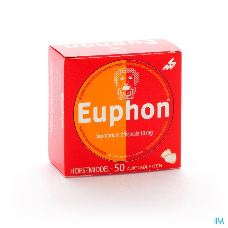 Euphon zuigtabletten