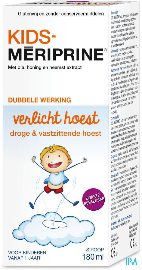 Kids Meriprine Hoestsiroop 210g