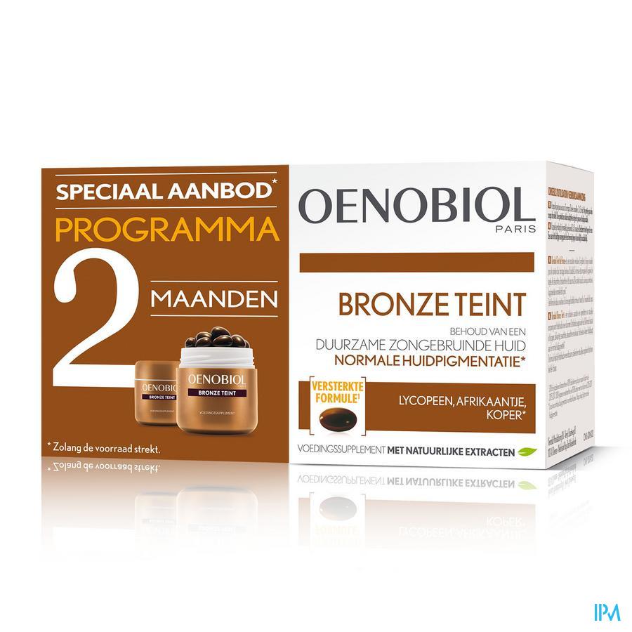 Oenobiol Bronze Teint (60 capsulen)