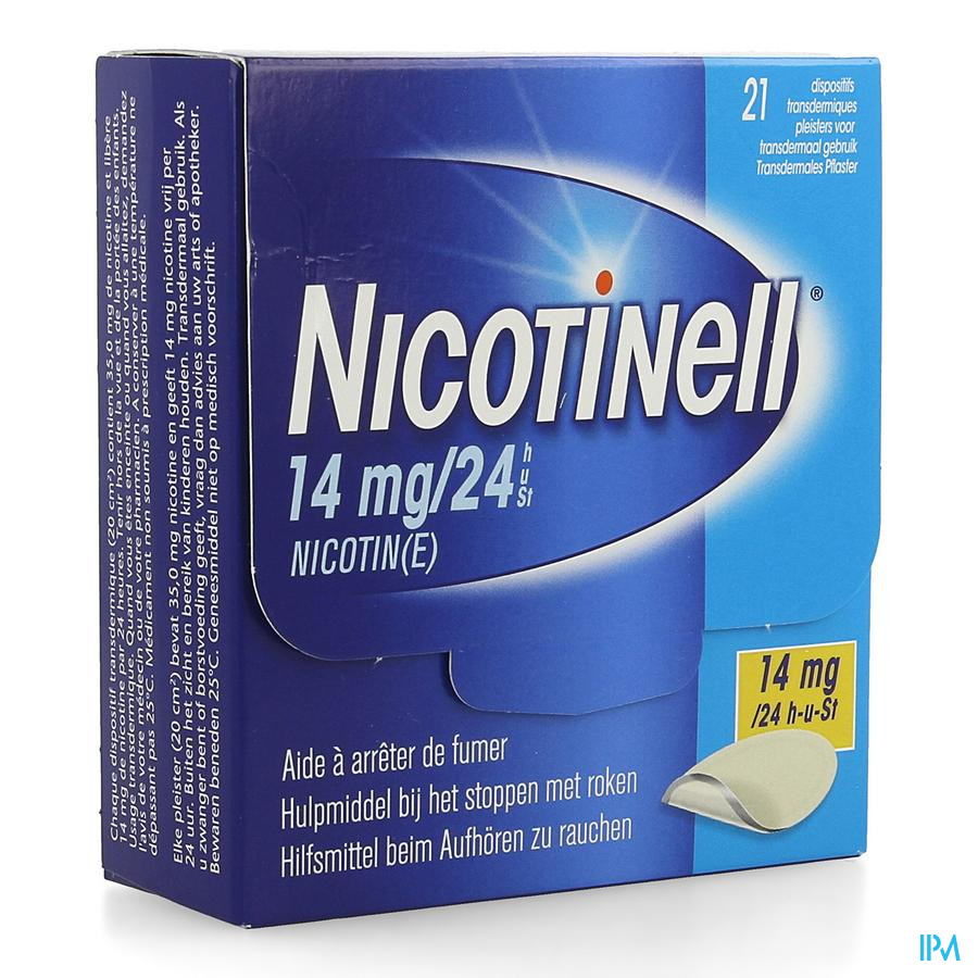 Nicotinell 14 mg patch