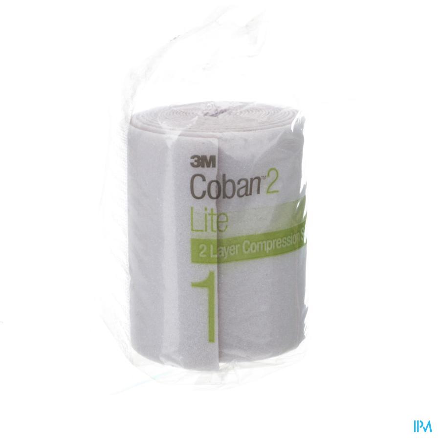 Coban Lite komfortzwachtel 10,0cmx3,60m