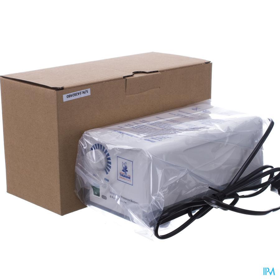 Compressor voor alternerende matras